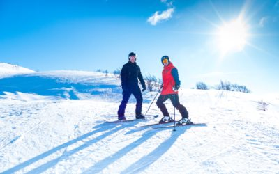 Alpint og snowboard