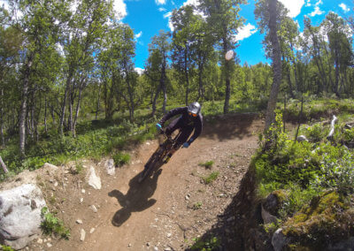 Downhill Geilo