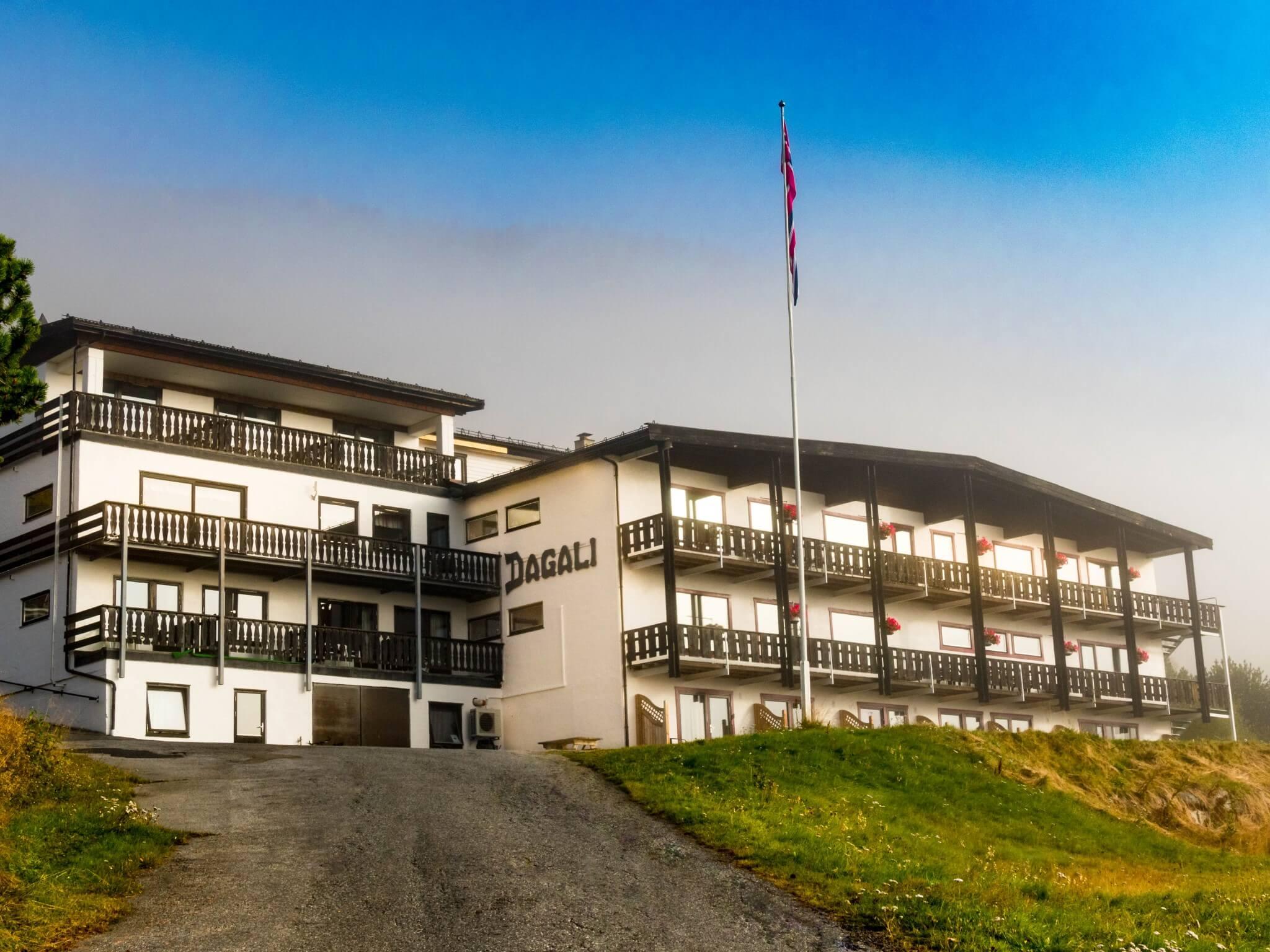 Kontakt oss Dagali Hotel