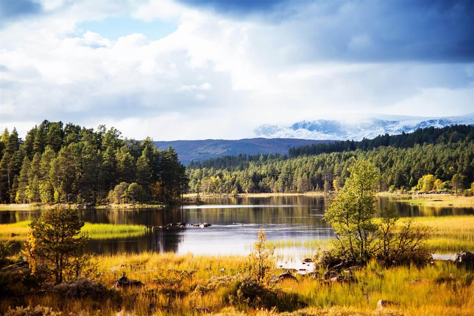 Dagali og områdene rundt Hardangervidda og Hallingskarvet byr på uendelige muligheter for friluftsliv