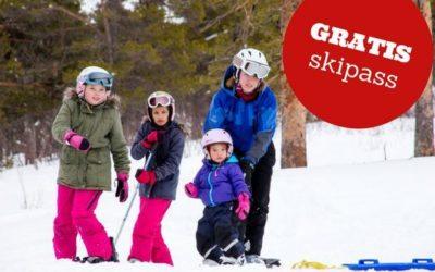 Vinterferie på fjellet med gratis skipass for barna