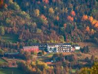 Dagali Hotel høst