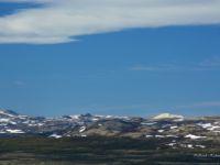 Utstikt mot Hardangervidda. Foto: Randi Halland